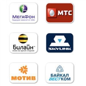Операторы сотовой связи Котельников