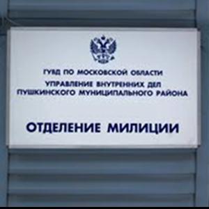 Отделения полиции Котельников