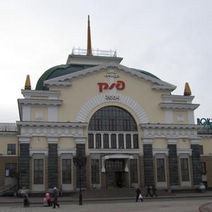 Железнодорожные вокзалы Котельников